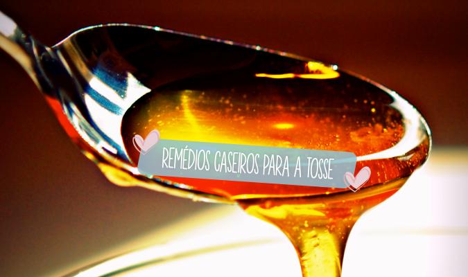 Remedios caseiros para a tosse