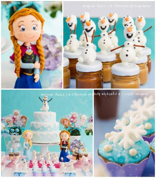 Fonte: http://www.karaspartyideas.com/2014/07/frozen-themed-birthday-party-12.html