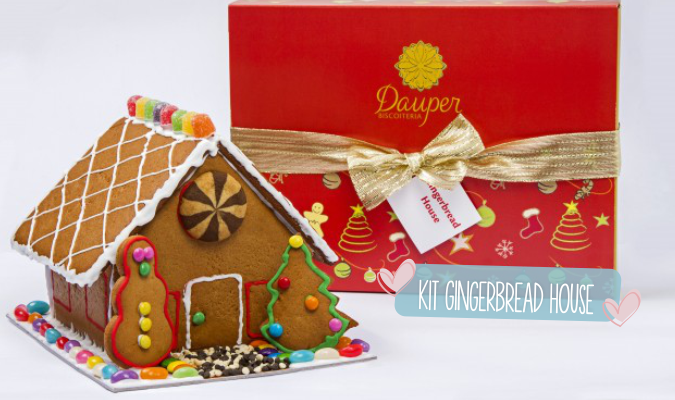 kit gingerbread house