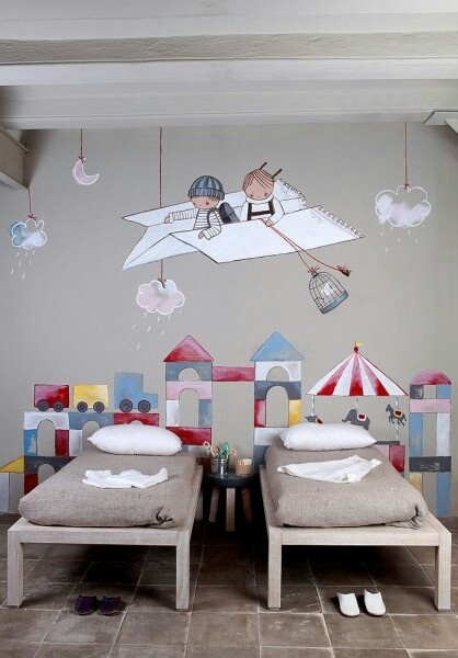 Quarto de menino e menina dicas para decora o de quarto for Idee per decorare un aula di scuola