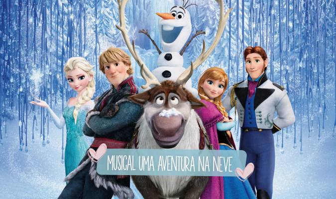 Musical Uma aventura na neve