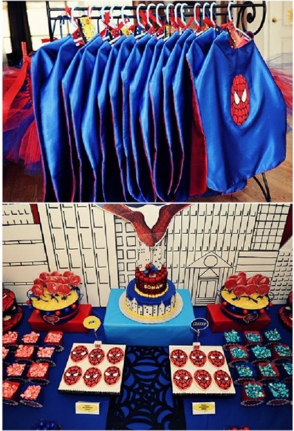 festa homem aranha (1)