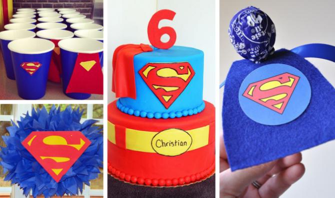 Festa Super Homem 1
