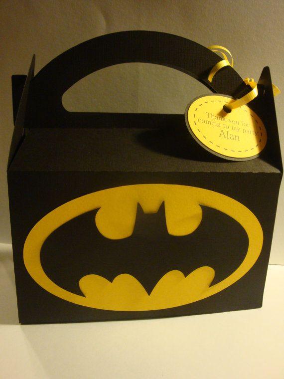 Festa Tema Batman Macetes De Me