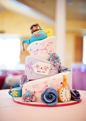 bolo festa alice no pais das maravilhas (6)