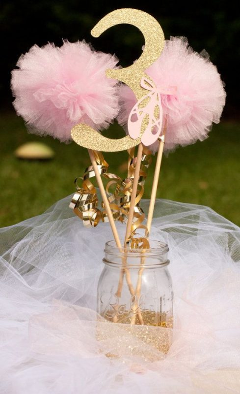 0871d964e4 Festa Bailarina - mais de 40 ideias para você se inspirar