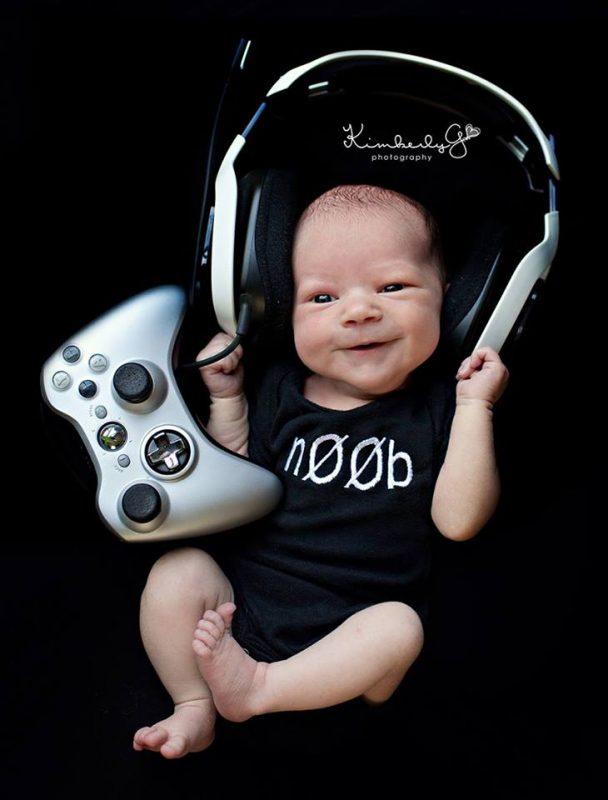 As fotos de rec m nascidos mais divertidas que voc j viu for Fotos originales de bebes para hacer en casa