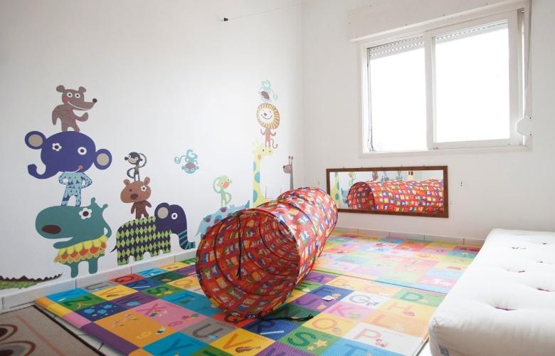 Como montar um quarto montessoriano Macetes de Mãe ~ Tapetes Para Quarto Montessori