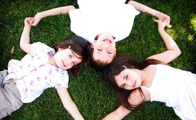 3 criancas