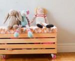 Dicas e inspirações para decorar com caixotes de feira