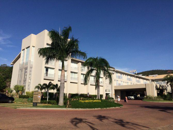 Rio Quente Resorts - Hotel Turismo fachada