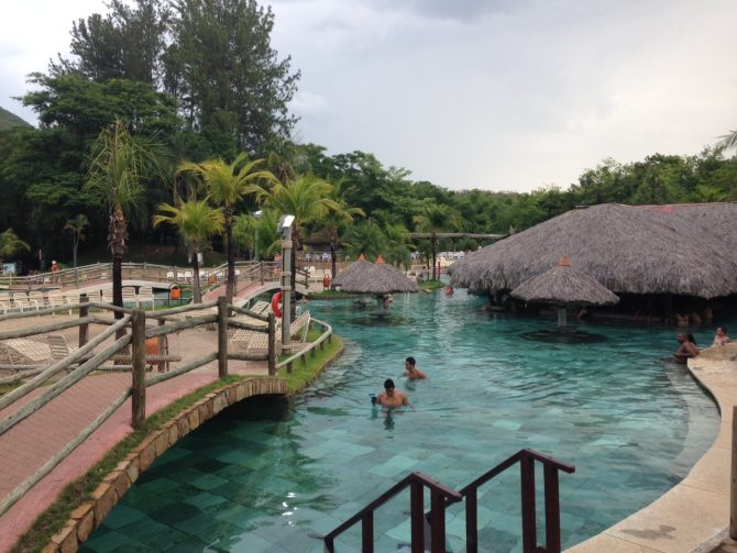 Rio Quente Resorts - Parque das Fontes