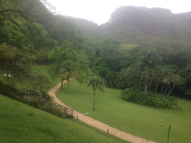 Rio Quente Resorts - mata