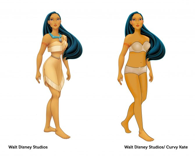 Pocahontas-Before-and-After