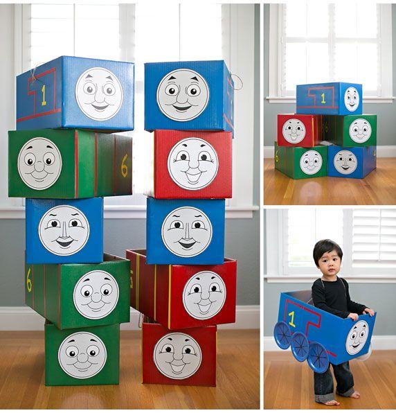 Festa Thomas e seus amigos | Macetes de Mãe