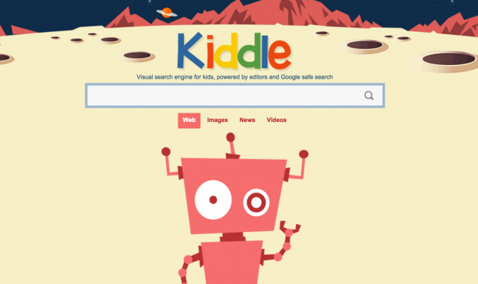 kiddle destaque