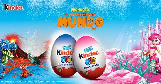 kinder-produtos