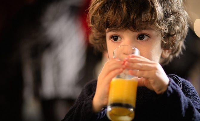 suco para criancas