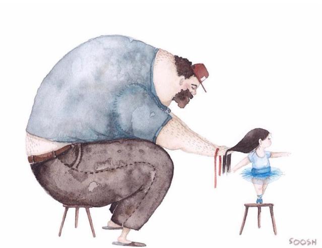 Amor entre pai e filha (2)