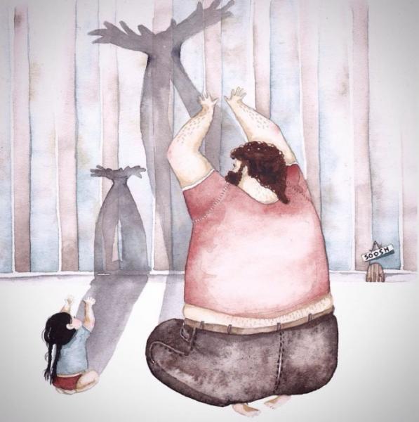 Amor entre pai e filha (8)