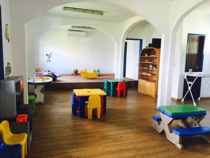 hotel paradise brinquedoteca 1