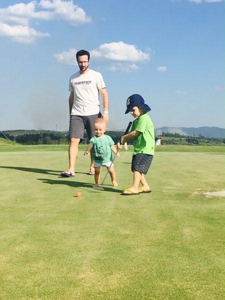 hotel paradise golf com criancas