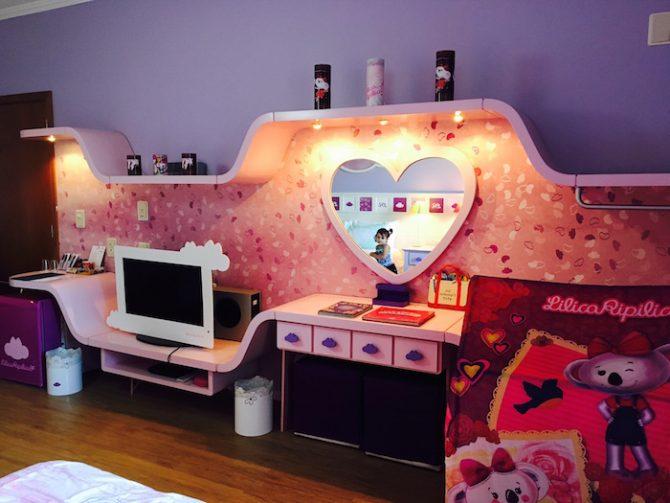 hotel paradise quarto lilica 2