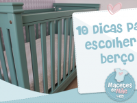VIDEO 7 - ESCOLHA DO BERÇO DO BEBE