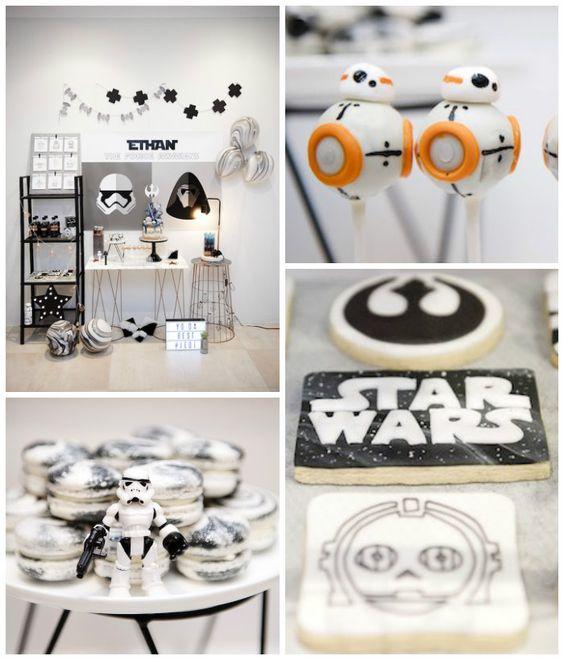 Festa Star Wars | Macetes de Mãe