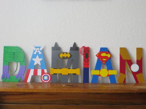 Quarto Super Herois 9