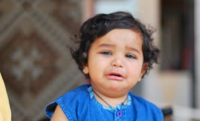 dor de cabeca em criancas