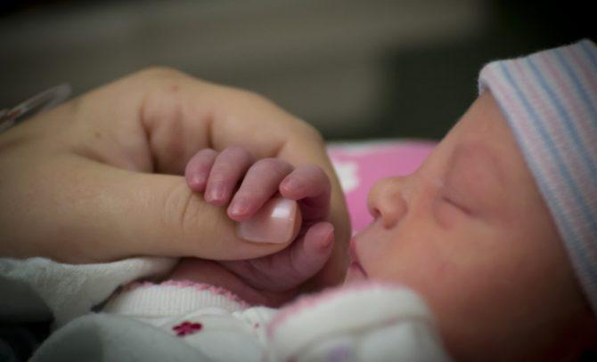 primeiro ano de vida do bebe