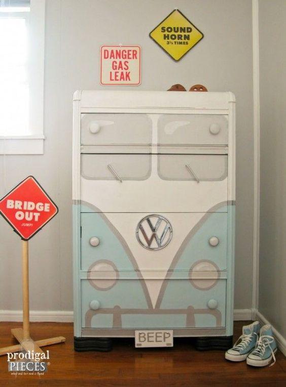 Ideias criativas para quarto de menino | Macetes de Mãe