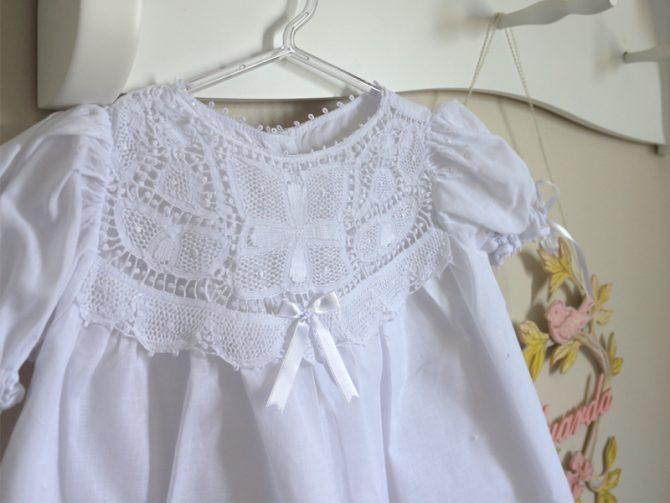vestido renda renascenca