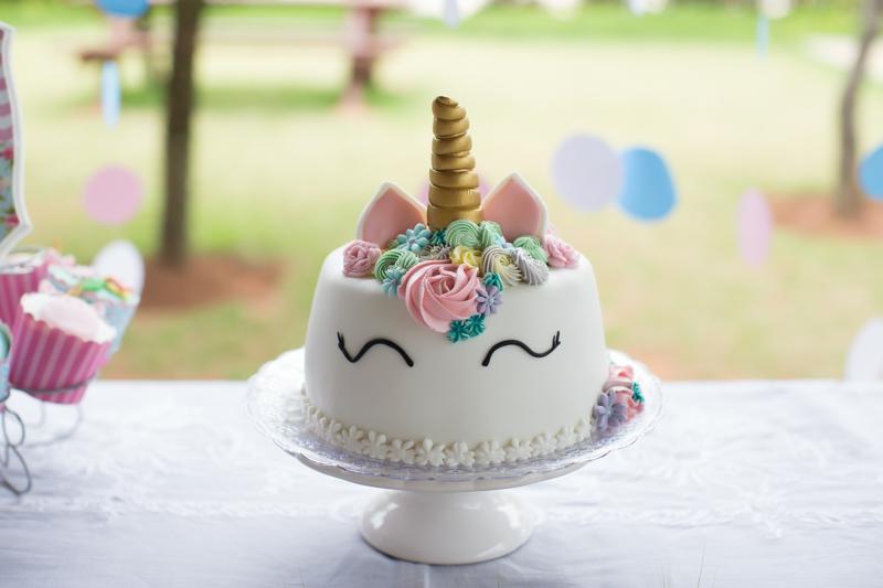 Resultado de imagem para festas com tema de unicornio