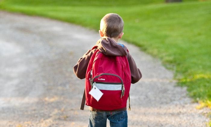 mochila escolar