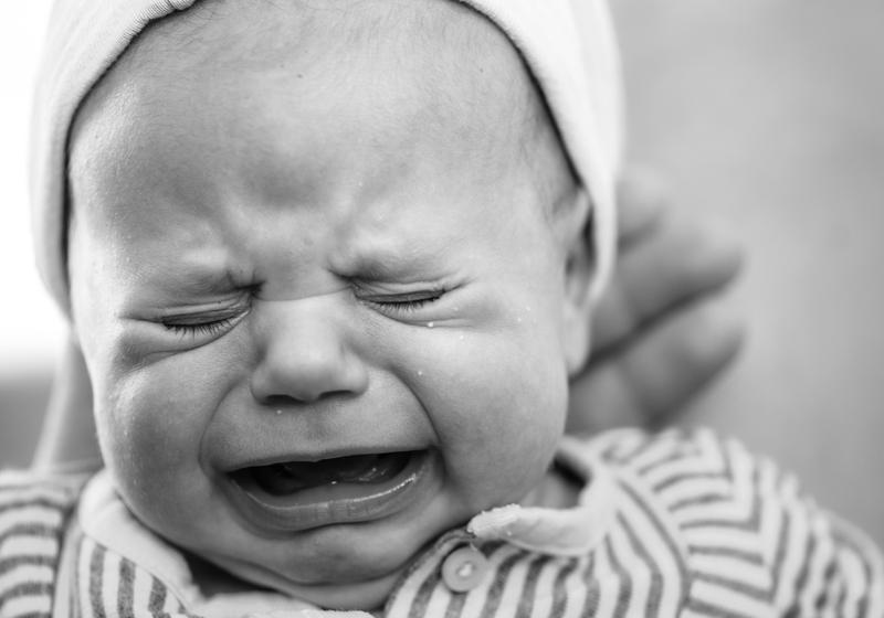 O que fazer quando acontecer a primeira birra do bebê
