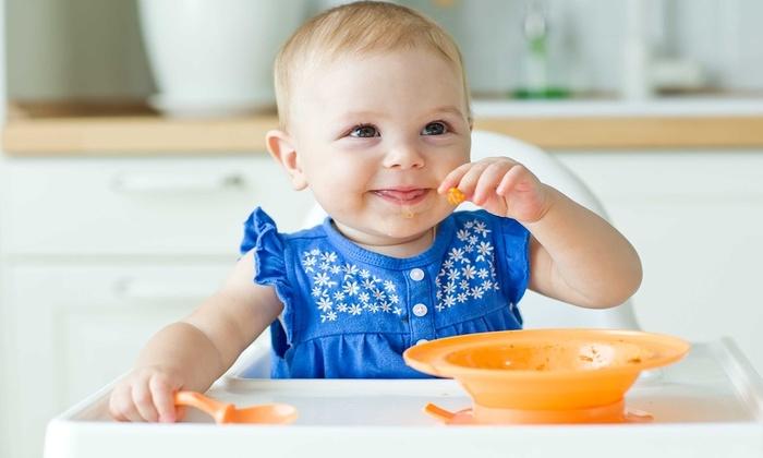 Alimentação das crianças: a importância para a fala e a linguagem