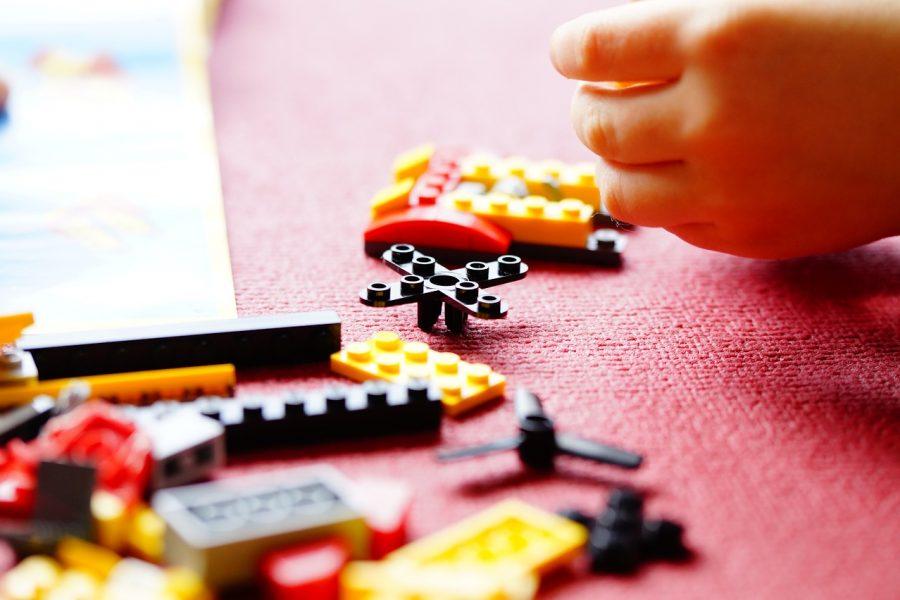 formas de brincar com blocos de montar