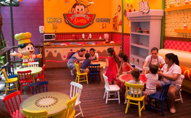 Restaurantes para ir com crianças