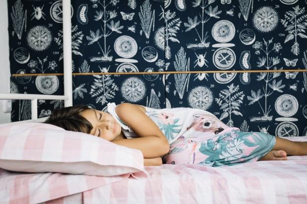 crianças que roncam