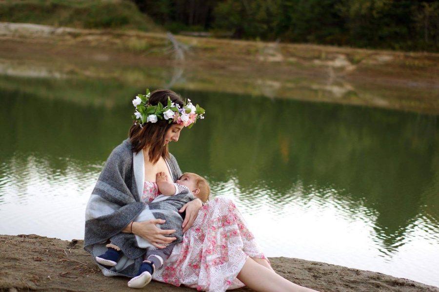 o poder do leite materno