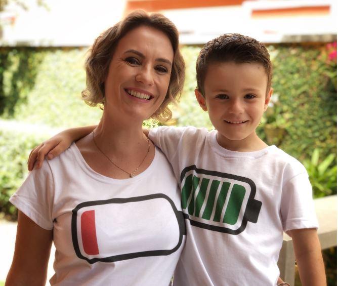 camisetas tal mãe tal filho