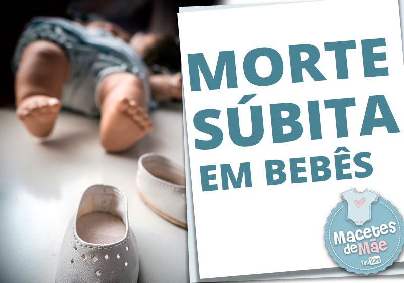 morte súbita em bebês