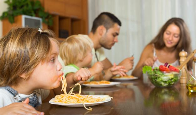 comer e as relações