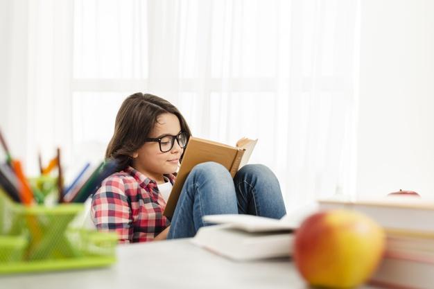 estudos durante as férias