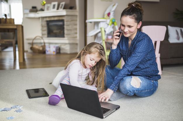 Isolamento social como ajudar as crianças neste período