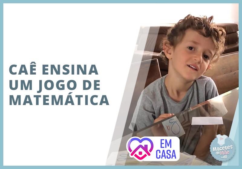 matemática para as crianças