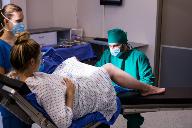 Parto normal pós-cesárea