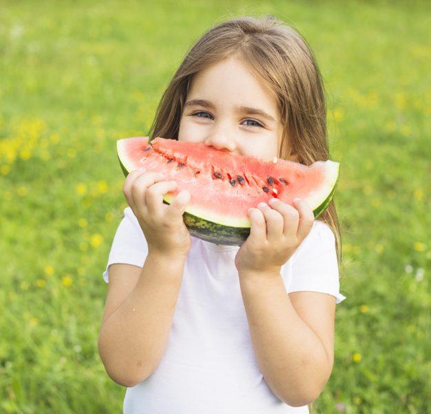 hábito alimentar infantil